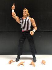 WWE Mattel Sid Justice Elite Series #86 Figure loose