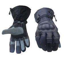 Professional Leather Motorbike,Sports Racing Winter Gloves Thermal,M,L,XL,XXL