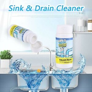 Powerful Sink & Drain Cleaner High Efficiency Clog Remover HOT Drain Cleaner