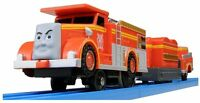 Takara Tomy TS-19 PlaRail Pla-rail Thomas & Friends Flynn of Fire Engine Japan