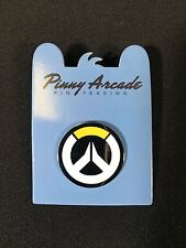 Pinny Arcade Pin - Overwatch - PAX East 2015 - Rare!