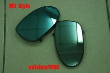 8BMW M5 Style Side View Mirrors Glass-Single Side