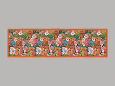 Ekelund Chemins de Table Nappe Tigra 35 X 120 CM 100% Coton Biologique