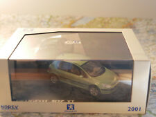 NOREV  PEUGEOT 307 XT GREEN  NEW DIE-CAST 1:43