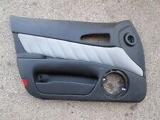 Pannello porta anteriore sinistro Alfa 166 in pelle ghiaccio  [4086.15]