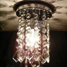 Modern Crystal LED Chandelier  Fixture Pendant Lamp Lighting Small Ceiling Light