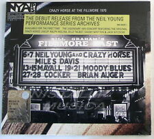 NEIL YOUNG & CRAZY HORSE - LIVE AT THE FILLMORE EAST 1970 - CD Sigillato