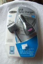 Belkin Usb Sync Charger Pro Series for Palm Tungsten m125,m130, m500 & i705 +