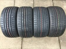 "4 X 19"" ACCELERA 2 X 255/30R19 + 2 X 235/35R19 XL EXTRA LOAD REINFORCED TYRES"