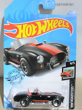 HOT WHEELS HW ROADSTERS  SHELBY COBRA 427 S/C  #4/5 OR #191/250