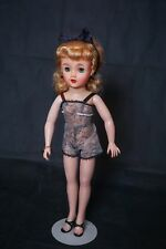 "VINTAGE Ideal 18"" blonde Miss Revlon Doll Original Chemise"