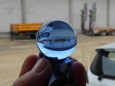 3 Stück Glaskugeln Ø40mm blau in Fotoqualität ohne Lufteinschlüße Kristallkugel