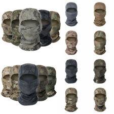Flap Hat Men Army Cap Camouflage Hats Full Cover Neck  Outdoor Headwear Winter