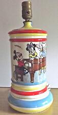 Disney Character Ceramic Lamp