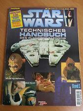 STAR WARS - TECHNISCHES HANDBUCH   SONDERBAND 1
