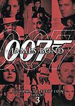 James Bond Ultimate Edition - Vol. 3 (GoldenEye / Live and Let Die / For Your Ey
