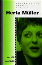 NEW Herta Muller (University of Wales Press - Contemporary German Writers)