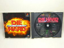 Die Hard Trilogy Ps1 Playstation Ps Import Japan Video Game p1