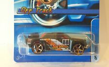 Hot Wheels 2005 Faster Than Ever Off Track   Dark Green