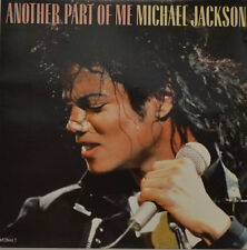 """MICHAEL JACKSON - ANOTHER PART OF ME Single 7"""" (I960)"""