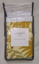 Liz Claiborne Home Standard Pillow Shams NIP FREE SHIPPING FAST!
