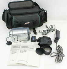 Sony Handycam Dcr-Trv260 Digital-8 Camcorder - Tested & Working