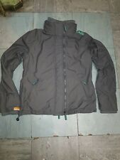 *Superdry Grey Windcheater Jacket Size XL IMACUALTE CONDITION RRP £79.99 *
