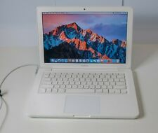 """Apple Macbook A1342 13"""" Unibody - Core 2 Duo 2.26GHz 2GB 250GB HDD - Bad Battery"""