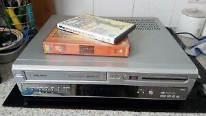 Bush DVRHS02 VHS/DVD Recorder... Copy from VHS to DVD.