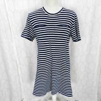 Steven Alan Striped Knit Casual Dress Sz XS Women's