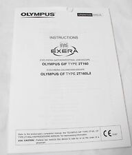 Olympus GIF Type 2T160 Operation Manual