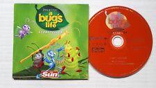 DISNEY - A BUG'S LIFE STORYTELLER  (PROMO ONLY - THE SUN)      1998 CD ALBUM