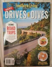 Southern Living Best Drives & Dives 2019 Special Collector's Edition Magazine