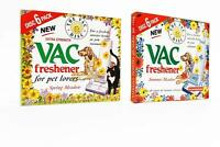 Vac Vacuum Cleaner Freshener Spring & Summer Meadow Hoover Disc For Pet Lovers