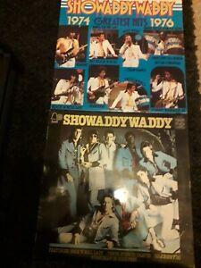 Showaddywaddy Vinyl Records x2 LP's
