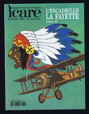 ▬►ICARE N°160-1997 L'ESCADRILLE LAFAYETTE TOME II TOME 2