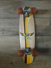 "Landyachtz Dinghy Cruiser Complete Board Skateboard Longboard 26"" Long RARE"