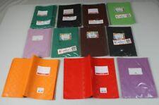 150 Hefthüllen DIN A5 - Brunnen + Staufen - verschiedene Farben - 1120 Gr. /219