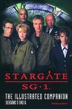 Stargate SG-1: The Illustrated Companion Seasons 5 and 6, Gibson, Thomasina, Goo