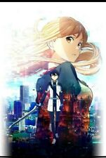 Movie Sword Art Online Ordinal Scale Cloth Poster scroll Wall decoration 40x60cm