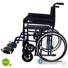Carrozzina passaggi stretti 51 cm sedia a rotelle seduta 40 cm disabili Moretti