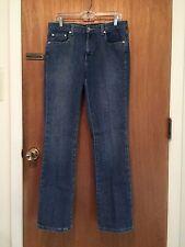 Cavin Klein Denim Jeans, size 10, Light Wash