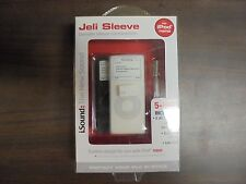 iSound Jeli Sleeve Protect Your iPod in Style