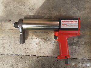 "Norbar Pneutorque Pneumatic Air Torque Wrench 1"" Square Drive 488-1000 Nm"