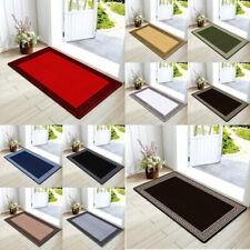 Non Slip Door Mats Small & Large Indoor Door Mat Washable Rugs Kitchen Floor Mat