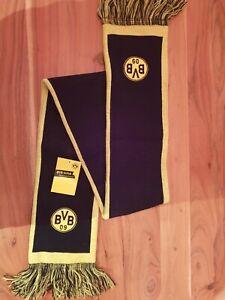 Original BVB 09 Fanschal, Borussia Dortmund,Schwarz Gelb, echter Fanartikel