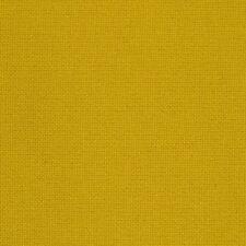 1.75 yds Maharam Upholstery Fabric Kvadrat Hallingdal Wool Yellow 460760–457 QW