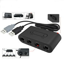 4Port GC Gamecube Controller to USB Adapter Converter For NS Wii U PCB_HC