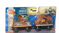 SCRAP MONSTER Thomas Tank WOODEN Railway NEW IN BOX Tale of  Brave ScrapMonster