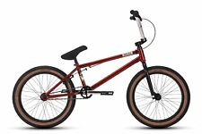 "*Fast Shipping* 2018 DK Helio 20"" Freestyle Complete Bike Bicycle (Burgundy)"